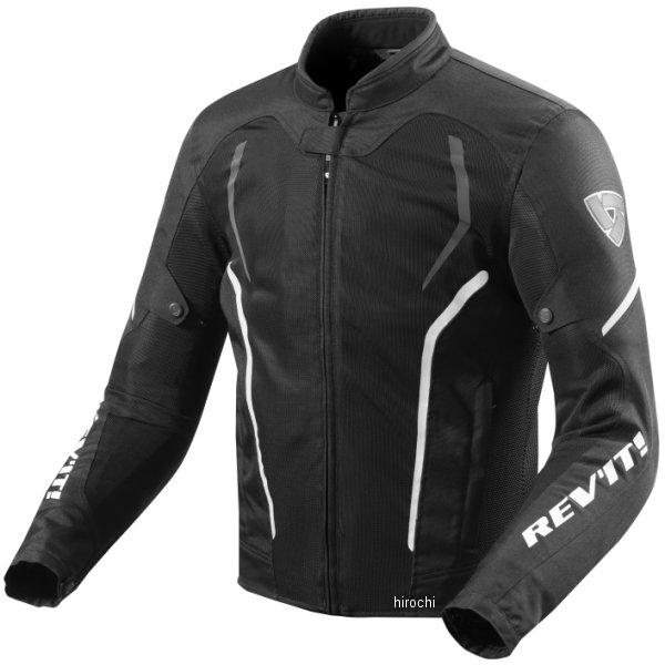 レブイット REVIT テキスタイルジャケット GT-Rエア2 黒/白 Lサイズ FJT242-1600-L HD店