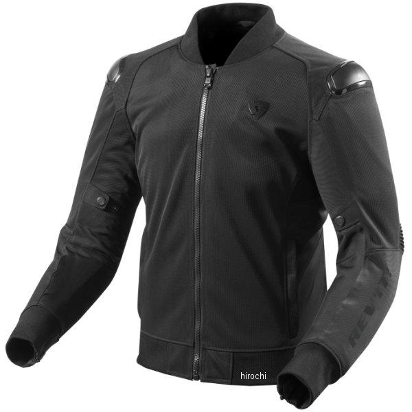 レブイット REVIT テキスタイルジャケット トラクション 黒 XLサイズ FJT246-1010-XL HD店