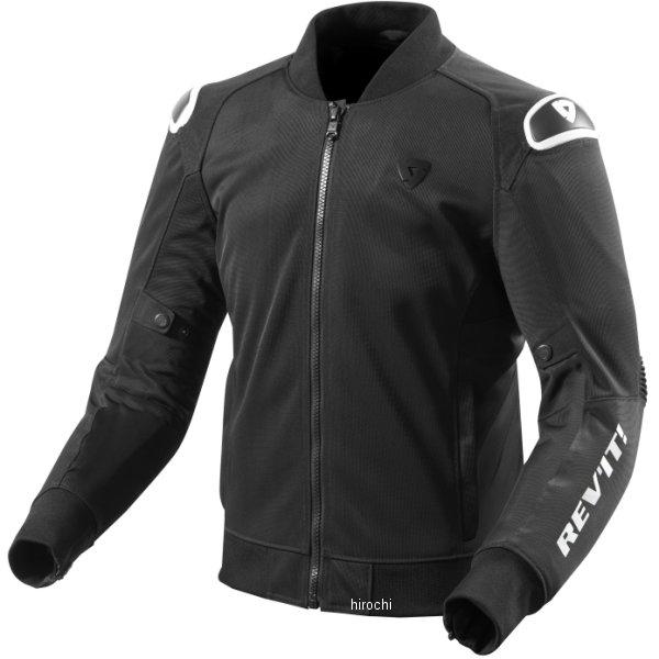 レブイット REVIT テキスタイルジャケット トラクション 黒/白 XLサイズ FJT246-1600-XL HD店