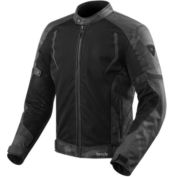 レブイット REVIT テキスタイルジャケット トルク 黒/グレー Sサイズ FJT247-1150-S HD店