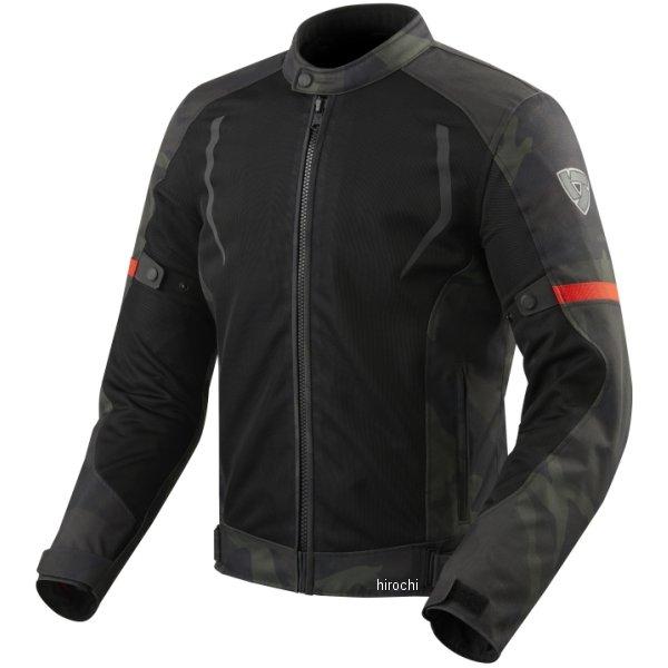 レブイット REVIT テキスタイルジャケット トルク 黒/アーミーグリーン XLサイズ FJT247-1840-XL HD店