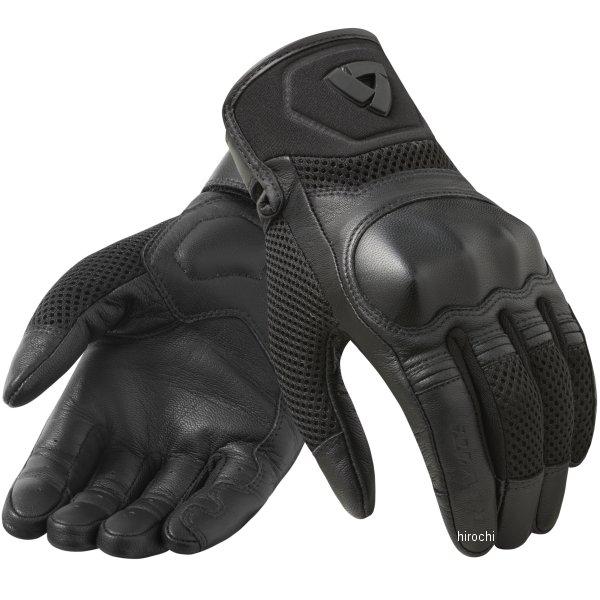 レブイット REVIT サマーグローブ ブラックバーン 黒 XLサイズ FGS125-1010-XL HD店