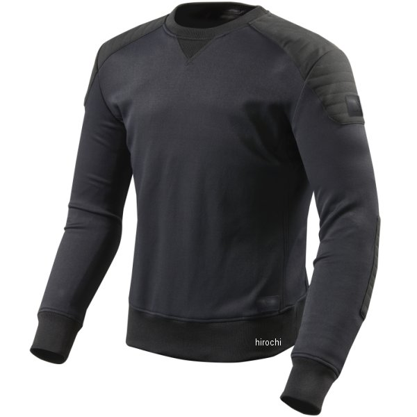 レブイット REVIT スウェットシャツ イェイツアーマー 黒 XLサイズ FSO009-0010-XL HD店
