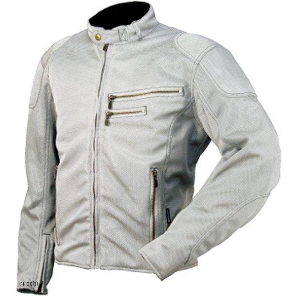 ラフ&ロード ライディングZIPメッシュジャケット シルバー Lサイズ RR7313SV3 HD店