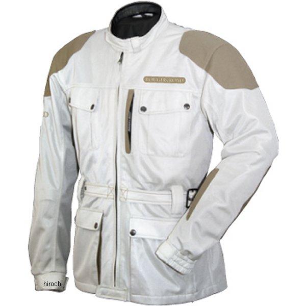 ラフ&ロード トレックメッシュジャケット プラチナシルバー/ベージュ Lサイズ RR7327SV/BE3 HD店