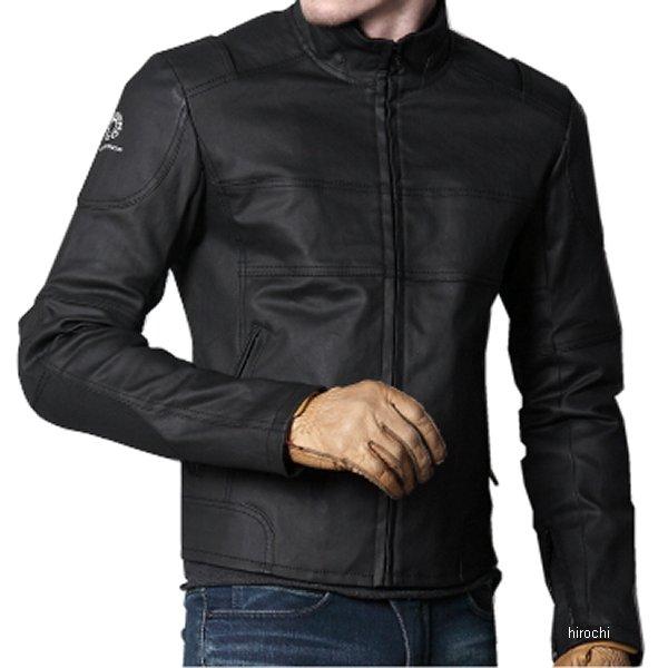 ラフ&ロード UB モトジャケット ROCKERZ VER2 黒 Mサイズ UB2001BK2 HD店