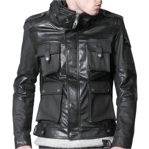 ラフ&ロード UB モトジャケット MOFIELD 黒 XLサイズ UB2002BK4 HD店
