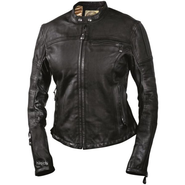 ローランドサンズデザイン RSD レザージャケット 女性用 Maven 黒 XLサイズ RD7154 HD店