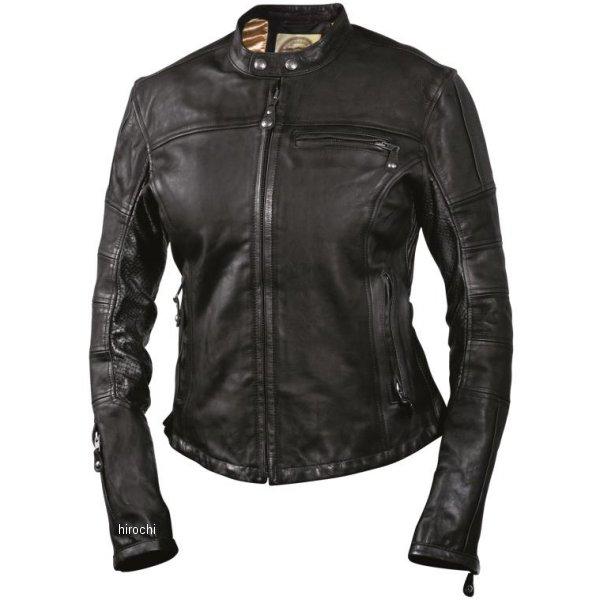 ローランドサンズデザイン RSD レザージャケット 女性用 Maven 黒 2XLサイズ RD7155 HD店