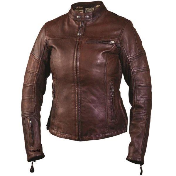 ローランドサンズデザイン RSD レザージャケット 女性用 Maven Tobacco色 Lサイズ RD7158 HD店