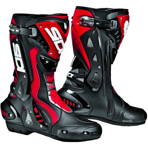 シディー SIDI ST ブーツ 黒/赤 42サイズ 26.5cm 2000000075167 HD店