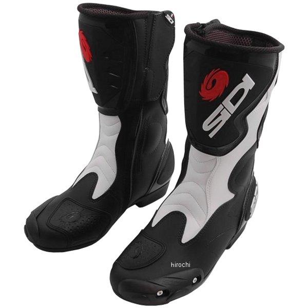 シディー SIDI フュージョン ブーツ黒/白 42サイズ 26.5cm 2000000055862 HD店