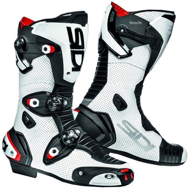 シディー SIDI MAG-1 AIR ブーツ 白/黒 45サイズ 28cm 8017732431301 HD店