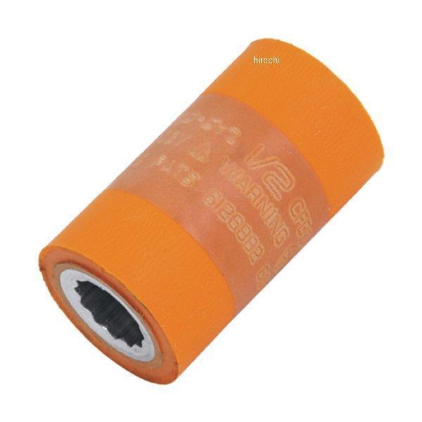 スナップオン Snap-on 12ポイント 非導電性コンポジット ソケット 5/16インチ CFDS10B HD店
