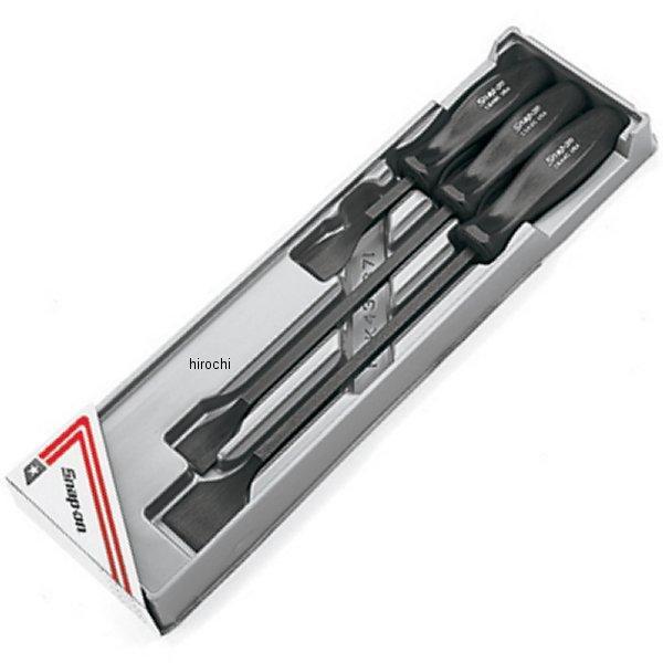 スナップオン Snap-on 硬質カーボンスクレーパー ブラック 3本セット CSA300A HD店