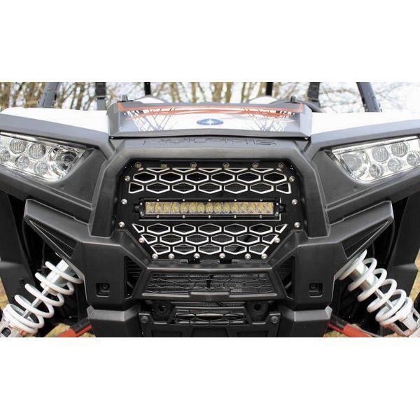 【USA在庫あり】 37-5890 Modquad RZR XP 1K FRT GRILL W/LT B/S 375890 HD