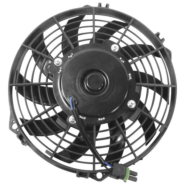 【USA在庫あり】 49-5828 クワッドボス(QUADBOSS) RAD COOLING FAN OE REPL 495828 HD