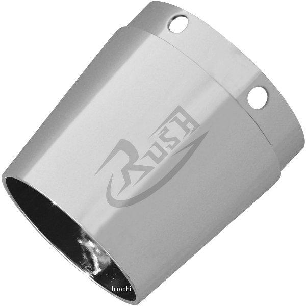 【USA在庫あり】 ラッシュ RUSH 3.5インチ エンドキャップ テーパー 右側用 クローム ロゴ付き (1個売り) 625465 HD