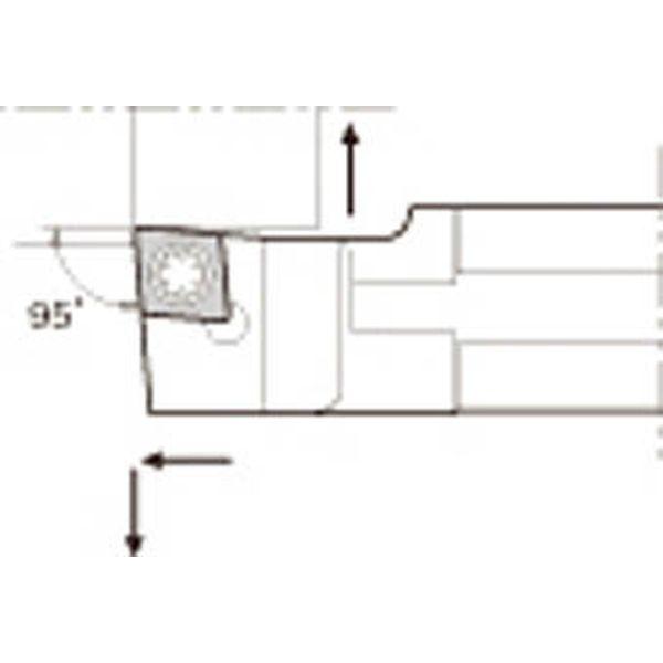 【メーカー在庫あり】 S16FSCLCL06 京セラ(株) 京セラ スモールツール用ホルダ S16F-SCLCL06 HD店