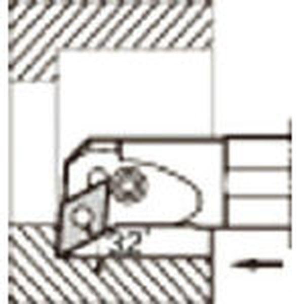 【メーカー在庫あり】 S25RPDUNR1132 京セラ(株) 京セラ 内径加工用ホルダ S25R-PDUNR11-32 HD店