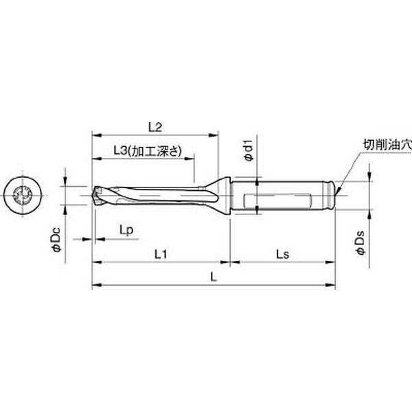 【メーカー在庫あり】 SF12DRC080M5 京セラ(株) 京セラ ドリル用ホルダ SF12-DRC080M-5 HD店