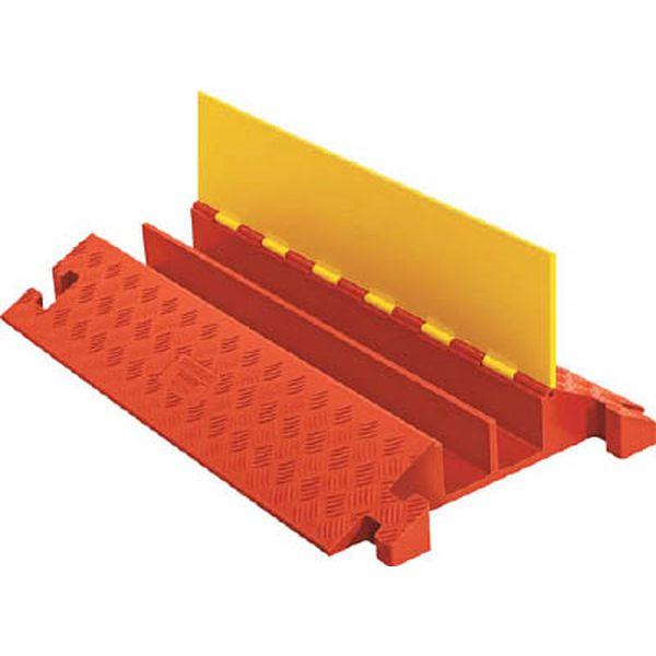 【メーカー在庫あり】 CHECKERS社 CHECKERS ラインバッカー ケーブルプロテクタ 重量型 電線2本 CP2X325-Y/O HD