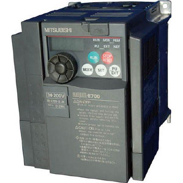 【メーカー在庫あり】 FRE7202.2K 三菱電機(株) 三菱電機 汎用インバータ FREQROL-E700シリーズ FR-E720-2.2K HD
