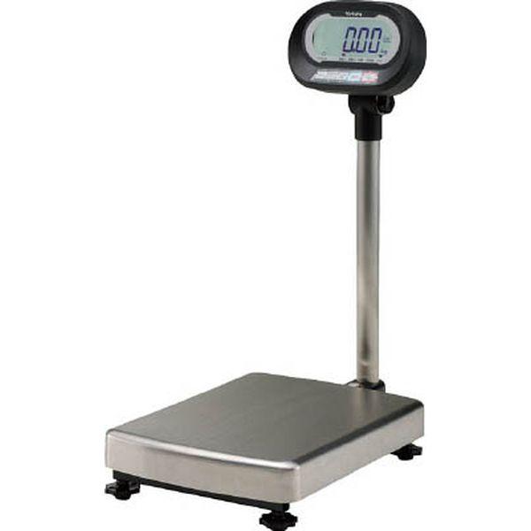 (株)クボタ計装 クボタ デジタル台はかり150kg用スタンダードタイプ(検定無) KL-SD-N150AH HD