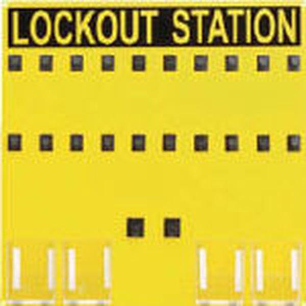 【メーカー在庫あり】 パンドウイットコーポレーション パンドウイット ロックアウトステーション 20人用 PSL-20SA HD