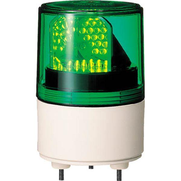 【メーカー在庫あり】 (株)パトライト パトライト RLE型 LED超小型回転灯 Φ82 RLE-100-G HD