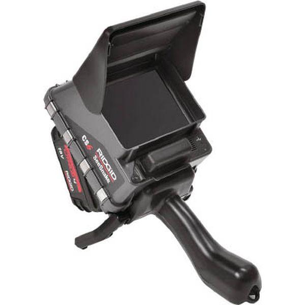 【メーカー在庫あり】 Ridge Tool Compan RIDGE カラーモニター CS6 45138 HD