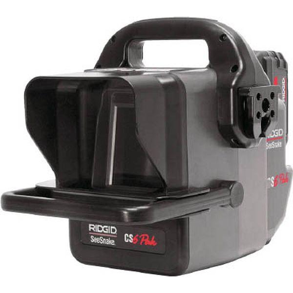 Ridge Tool Compan RIDGE CS6PAKモニター 45158 HD