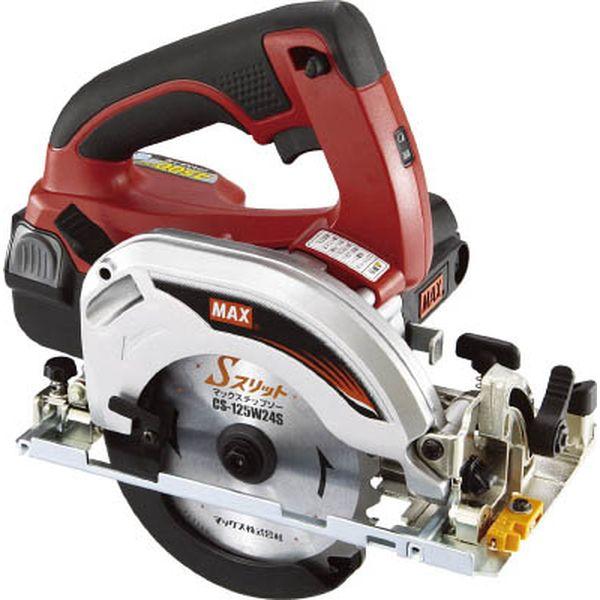 マックス(株) MAX 14.4V 充電式丸のこ PJ-CS51-BC40A HD