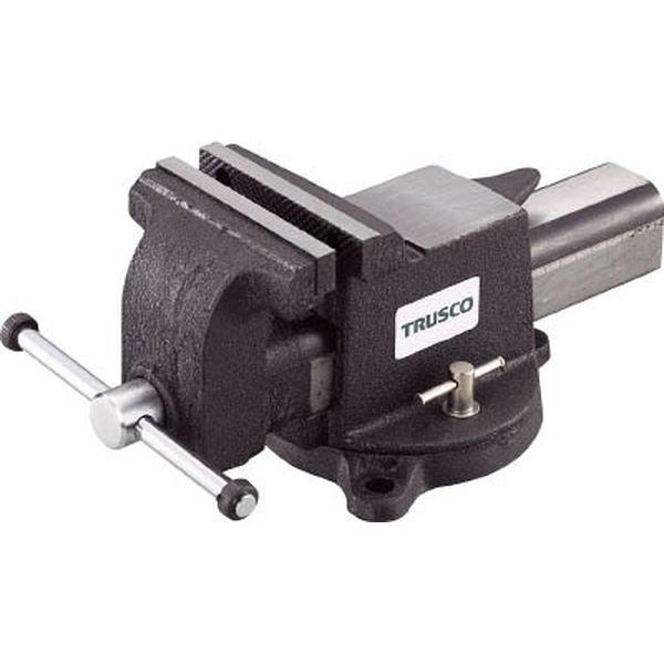 【メーカー在庫あり】 トラスコ中山(株) TRUSCO 回転台付アンビルバイス 250mm VRS-250N HD