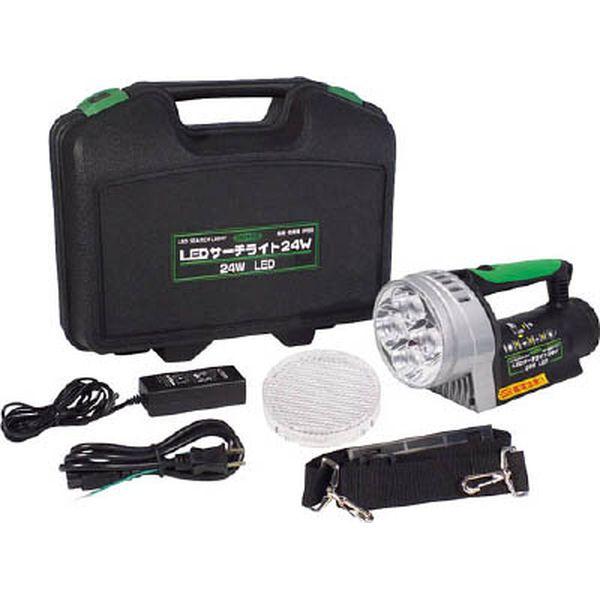【メーカー在庫あり】 日動工業(株) 日動 LEDサーチライト24W LEDL-24W-N HD