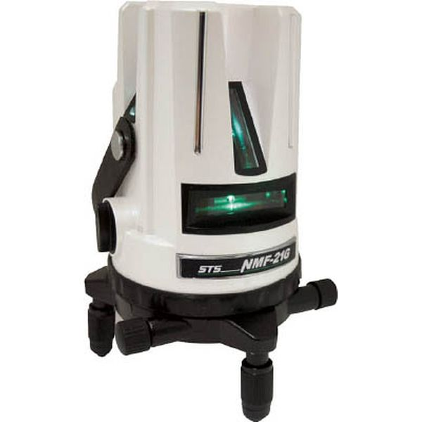 【メーカー在庫あり】 STS(株) STS グリーンレーザ墨出器 NMF-21G NMF-21G HD