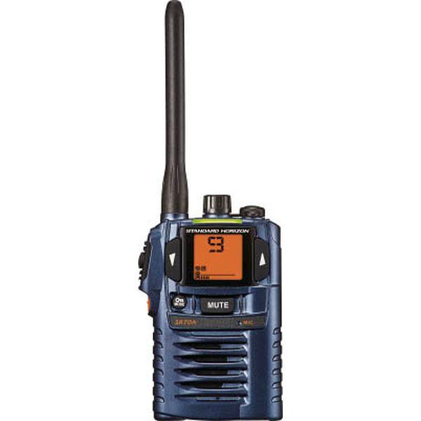 八重洲無線(株) スタンダード 特定小電力トランシーバー SR70A-N HD