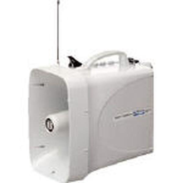 【メーカー在庫あり】 ユニペックス(株) ユニペックス 30W 防滴スーパーメガホン レインボイサー TWB-300N HD