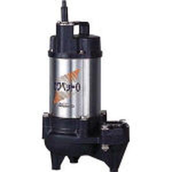 WUO34050.25S (株)川本製作所 川本 排水用樹脂製水中ポンプ(汚物用) WUO3-405-0.25S HD