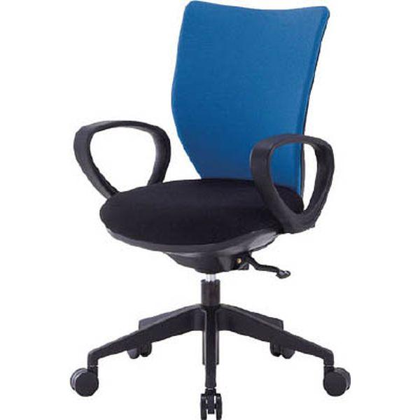 【メーカー在庫あり】 アイリスチトセ(株) アイリスチトセ 回転椅子3DA ループ肘 3DA-M1 HD