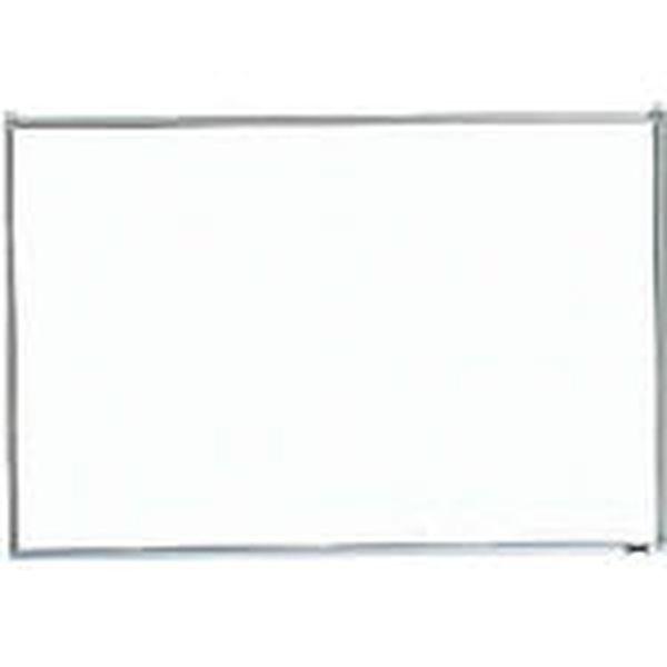 【メーカー在庫あり】 トラスコ中山(株) TRUSCO スチール製ホワイトボード 無地 粉受付 600X900 GH-122 HD