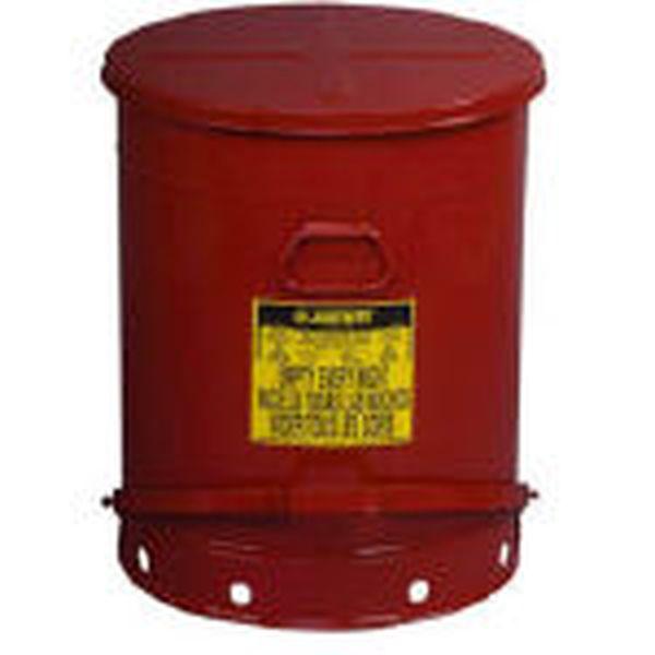 【メーカー在庫あり】 ジャストライト マニファクチャリン ジャストライト オイリーウエスト缶 21ガロン J09700 HD