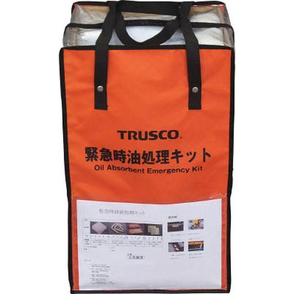 【メーカー在庫あり】 トラスコ中山(株) TRUSCO 緊急時油処理キット M TOKK-M HD