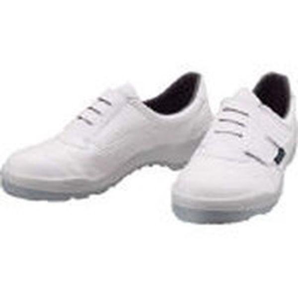 ECO18W23.5 (株)シモン シモン 静電安全作業靴 短靴 ECO18白 23.5cm ECO18W-23.5 HD