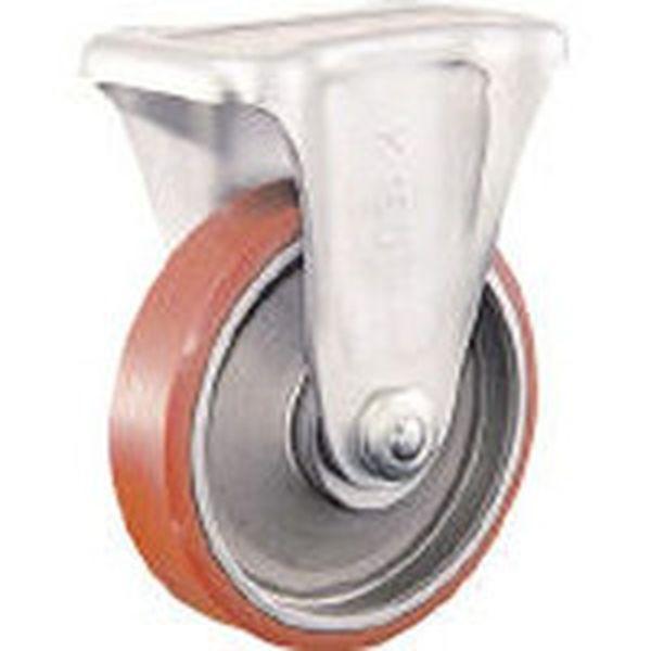【メーカー在庫あり】 (株)イノアック車輪 イノアック 中荷重用キャスター ログラン 固定金具付 Φ250 P-250WK HD