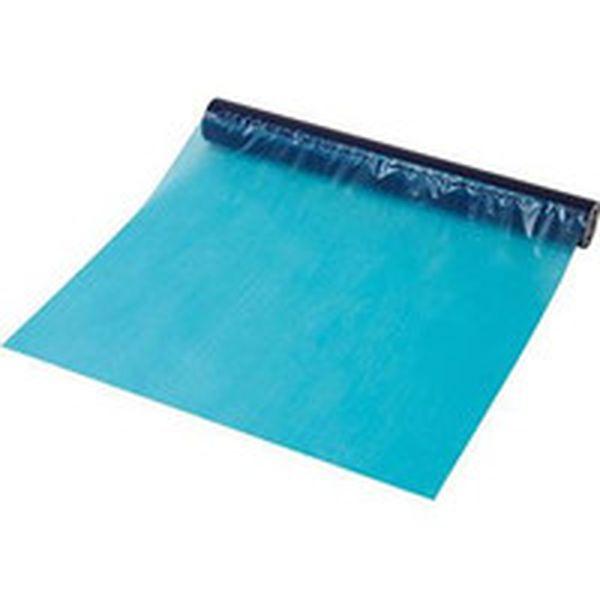 【メーカー在庫あり】 トラスコ中山(株) TRUSCO 表面保護テープ ブルー 幅1020mmX長さ100m TSP-510B HD