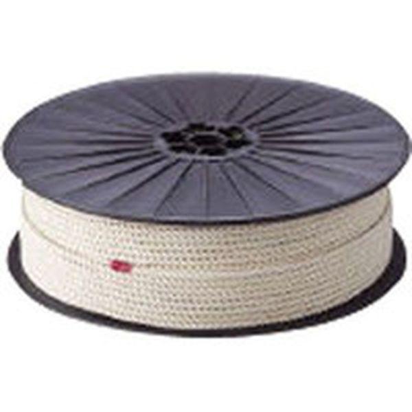 【メーカー在庫あり】 トラスコ中山(株) TRUSCO 綿ロープ 3つ打 線径9mmX長さ150m R-9150M HD