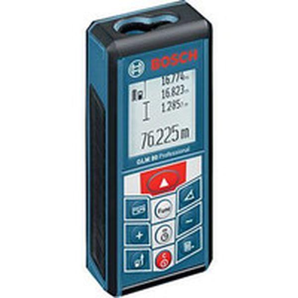 【メーカー在庫あり】 ボッシュ(株) ボッシュ レーザー距離計 GLM80 HD