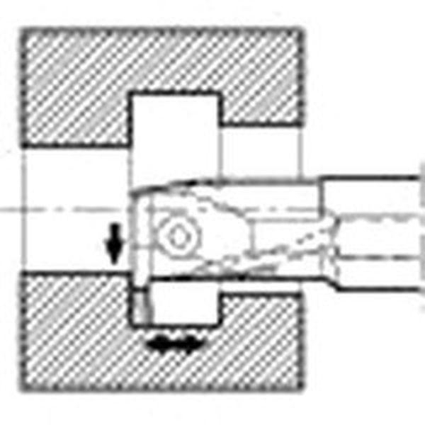 KIGMR3225B4V 京セラ(株) 京セラ 溝入れ用ホルダ KIGMR3225B-4V HD店