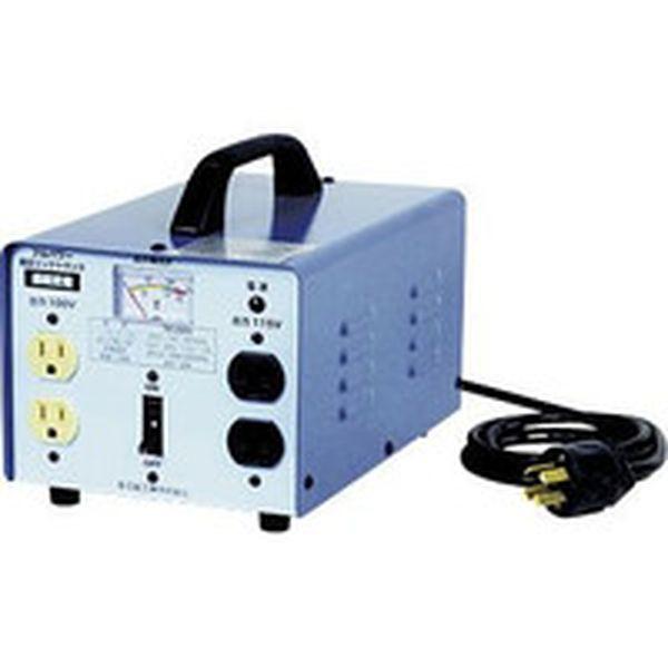 【メーカー在庫あり】 日動工業(株) 日動 変圧器 降圧専用トラパック 2KVA TB-200D HD